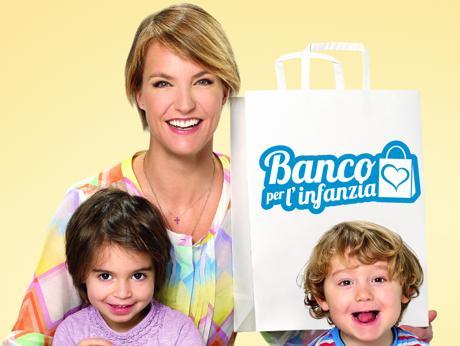 Banco per l'infanzia 17-18 maggio 2014