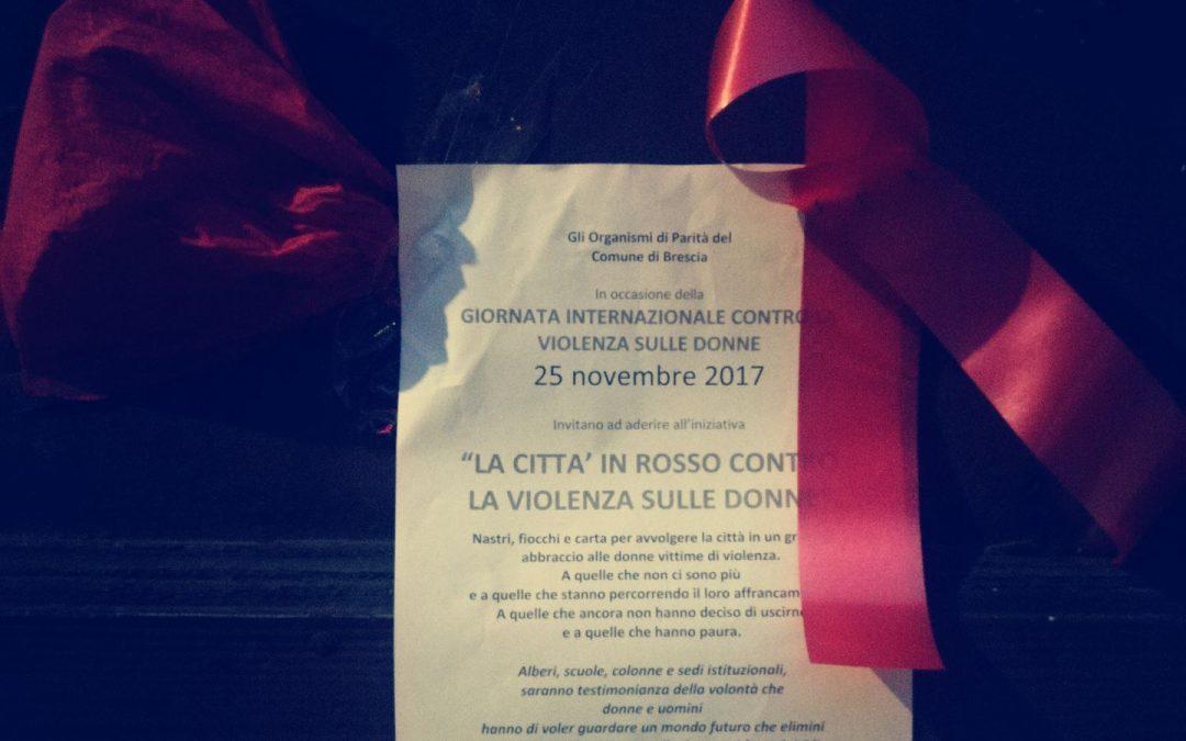 """Anche ilRazzettiaderisce alla """"Giornata contro la violenza sulle donne"""""""